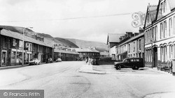 Treorchy, Bute Street c.1965