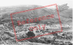 Treorchy, General View c.1955