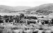 Treorchy, Gorsedd Circle c1955