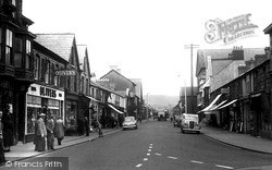 Treorchy, High Street c.1955