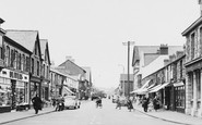 Treorchy, High Street c1955