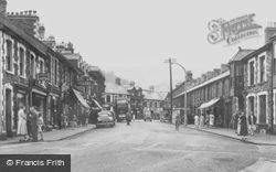 Treorchy, High Street c.1960