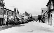 Treorchy, High Street c1965