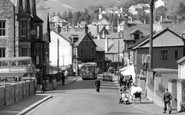 Treorchy, Station Road c1960
