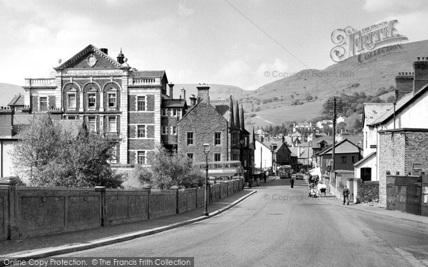 Photo of Treorchy, Station Road c1965