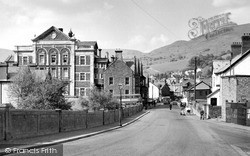 Treorchy, Station Road c.1965