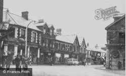 Treorchy, The Square c.1955