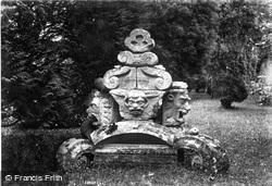 Trerice Manor, Sculpture 1907