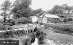 Trerice Manor, Trewerry Mill 1907