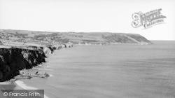 Tresaith, Carreg Y Ddafad c.1960