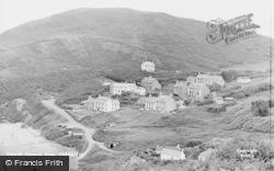 Tresaith, General View c.1960