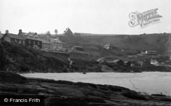Tresaith, Village From Rocks c.1935