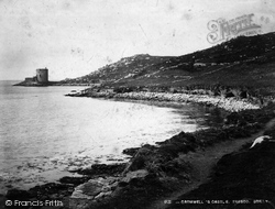 Tresco, Cromwell's Castle c.1867