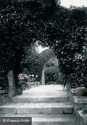 Tresco, The Abbey Ruins c.1867