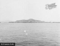 Treshnish Isles, Lunga 1958