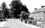 Tresillian, Village c1955