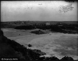 Trevone, Bay 1923