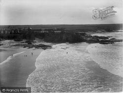 Trevone, Bay 1925