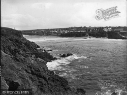 Trevone, Bay 1935