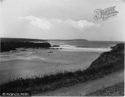 Trevone, Bay 1937