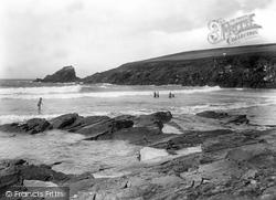 Trevone, The Bay 1925