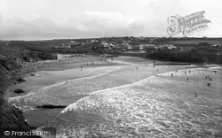 Trevone, The Bay 1935