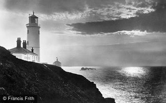 Trevose Head, the Lighthouse 1894