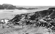 Example photo of Treyarnon Bay