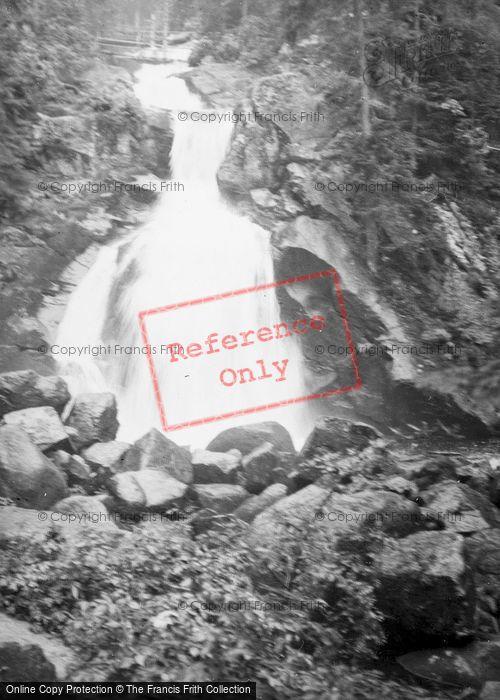 Photo of Triberg Im Schwarzwald, Waterfall c.1938