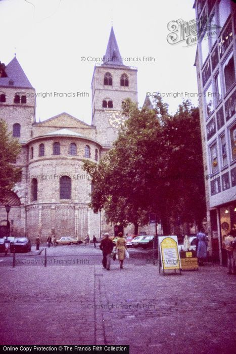 Photo of Trier, The Cathedral c.1985