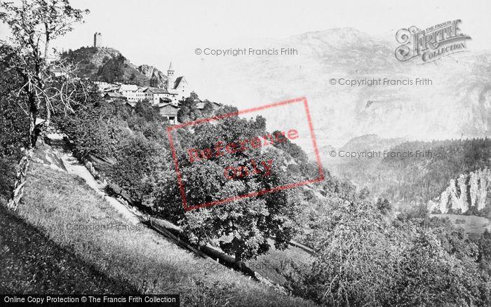Photo of Trier, Vorder Rhine c.1865