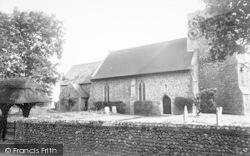 Trimingham, Church Of St John The Baptist c.1955