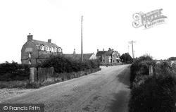 Trimingham, Cromer Road c.1955