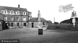Trimingham, The Crown And Anchor c.1955
