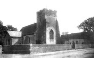 Trimley St Martin, St Martin's Church 1896