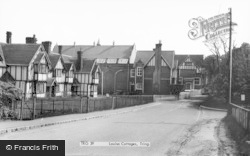 Tring, Louisa Cottages c.1965