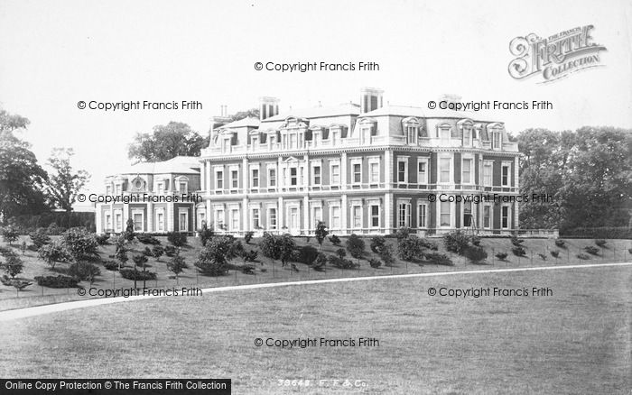 Photo of Tring, Park 1897