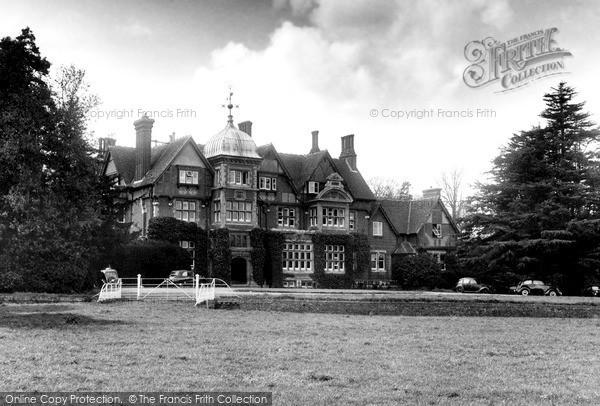 Photo of Tring, Pendley Manor c.1955