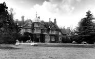 Tring, Pendley Manor c1955