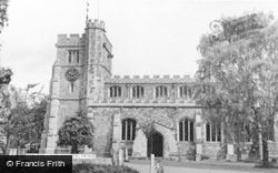 Tring, St Peter And St Paul's Church c.1950