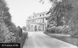 Tring, The Arts Educational School 1897