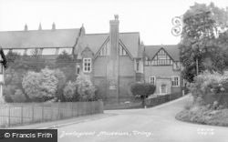 Tring, The British Zoological Museum c.1955