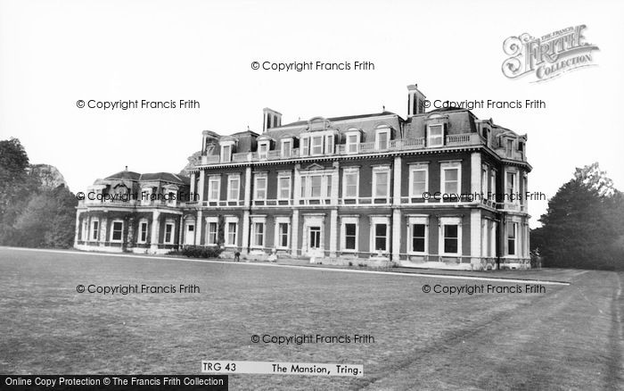 Photo of Tring, Tring Park Mansion c.1965