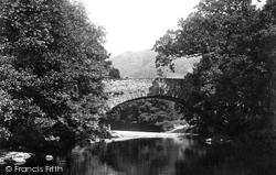 Trossachs, Brig O' Turk 1899