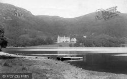 Trossachs, Hotel And Loch Achray 1899