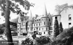 Hotel c.1930, Trossachs