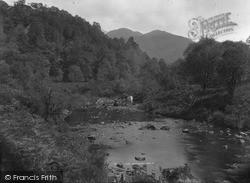 Trossachs, In The Glen c.1880