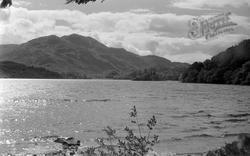 Loch Achray 1961, Trossachs