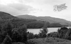 Loch Achray 1962, Trossachs