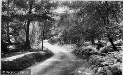 Trossachs, 'where Twines The Path In Shadows Hid' 1899